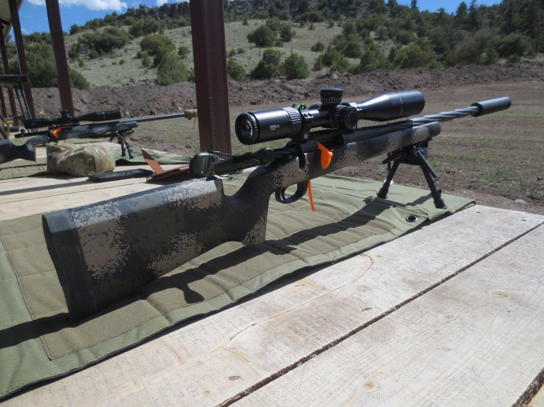 Alamo Precision Rifle