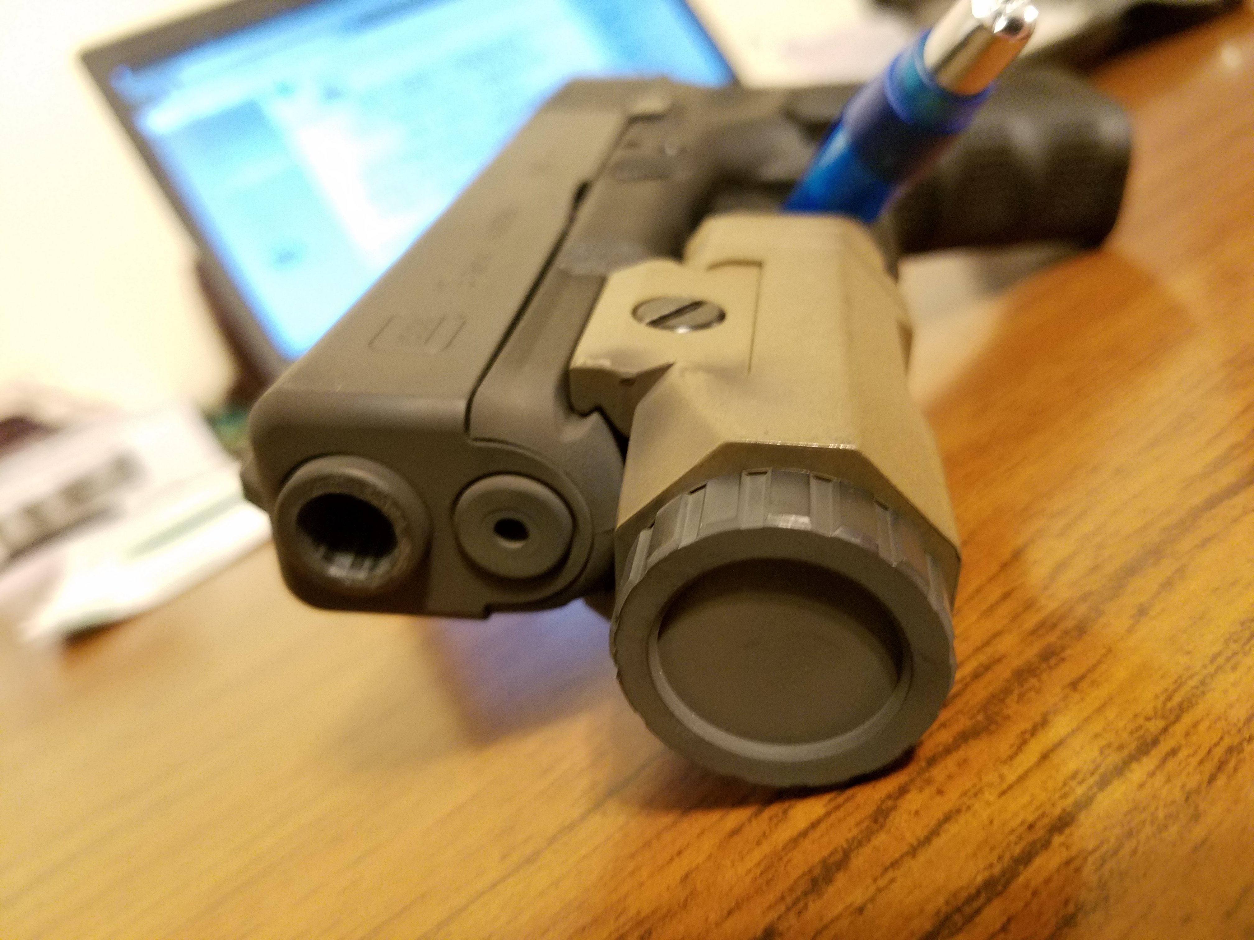 Glock G19 Inforce APL
