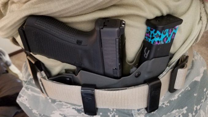T. Rex Arms Sidecar appendix holster
