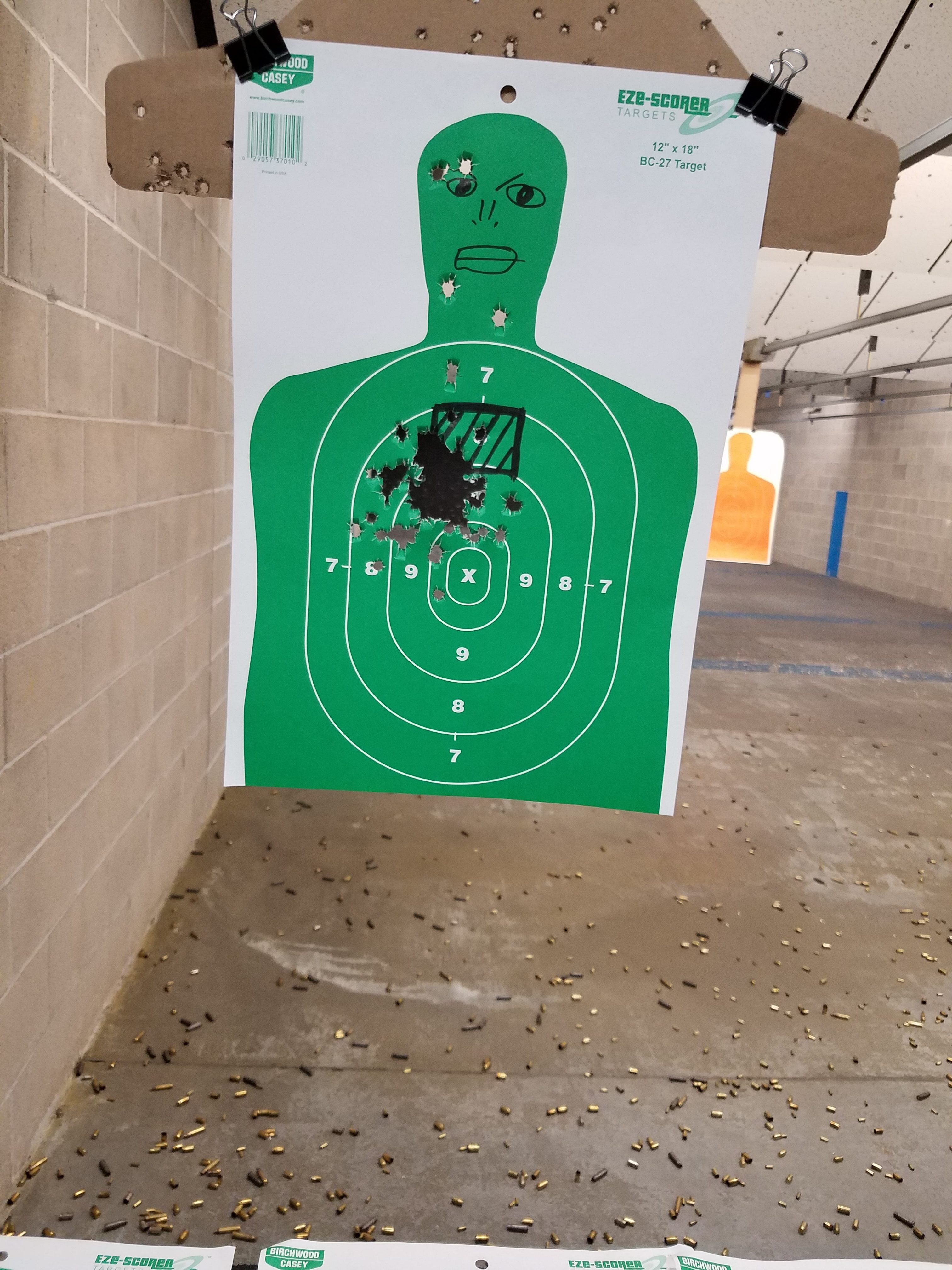 Ruger Security 9 drills