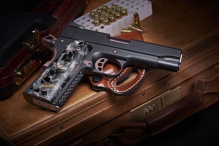 Nighthawk Custom, makers of heirloom quality 1911's, shotguns, and revolvers, is pleased to announce its first of several new models for 2018, by revamping the top selling Ladyhawk line. The new Ladyhawk 2.0 is the first major upgrade to this series of pistols. The slim framed commander sized gun has been a huge hit with women who desire high quality handguns designed for smaller hands.