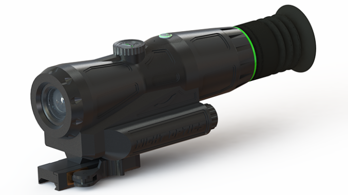 Night Optics Introduces SVTS Thermal Riflescope