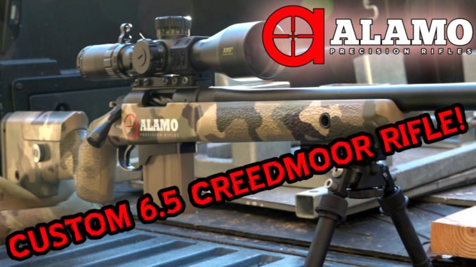 Alamo Precision Rifle Cover