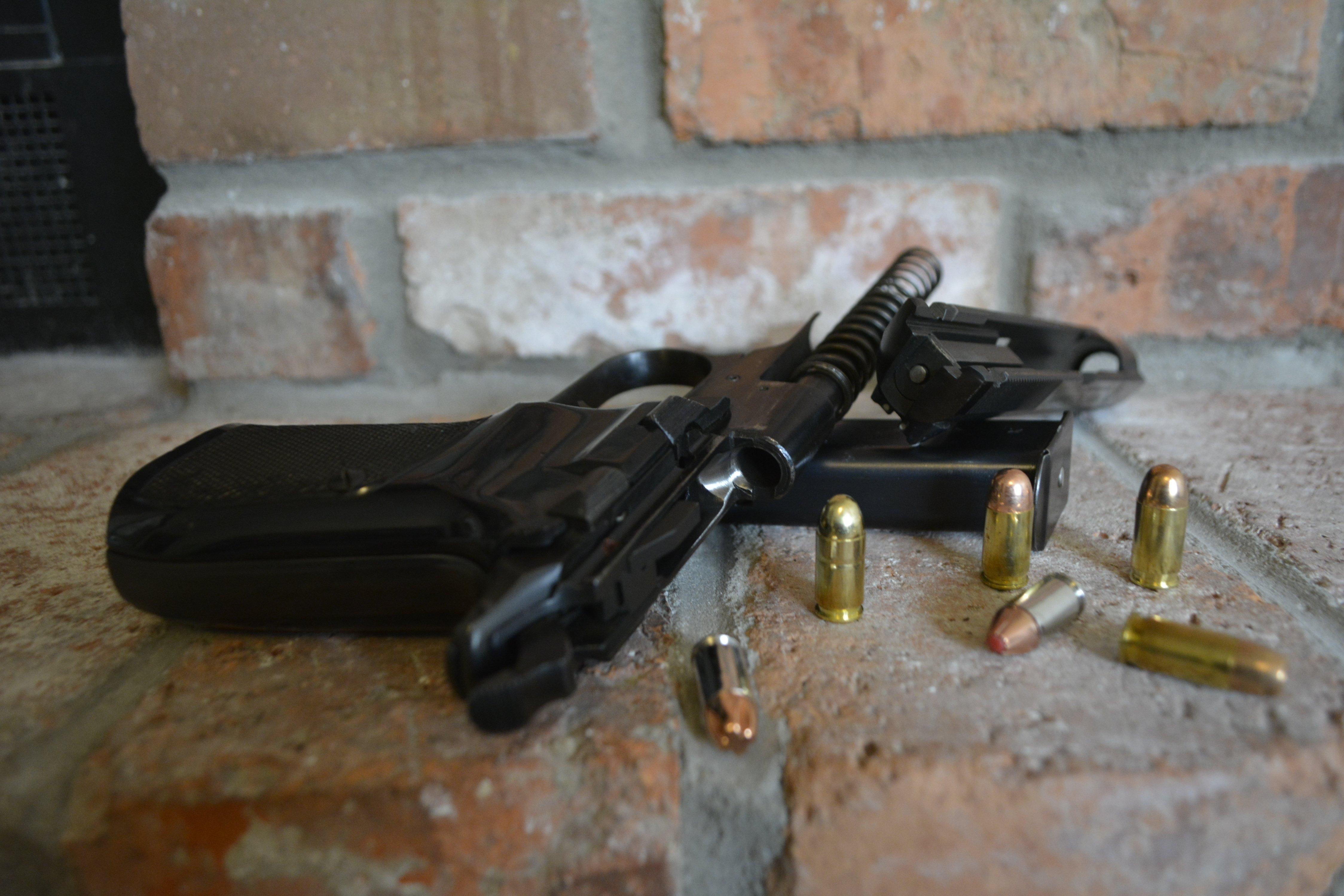 CZ-83 ammo testing