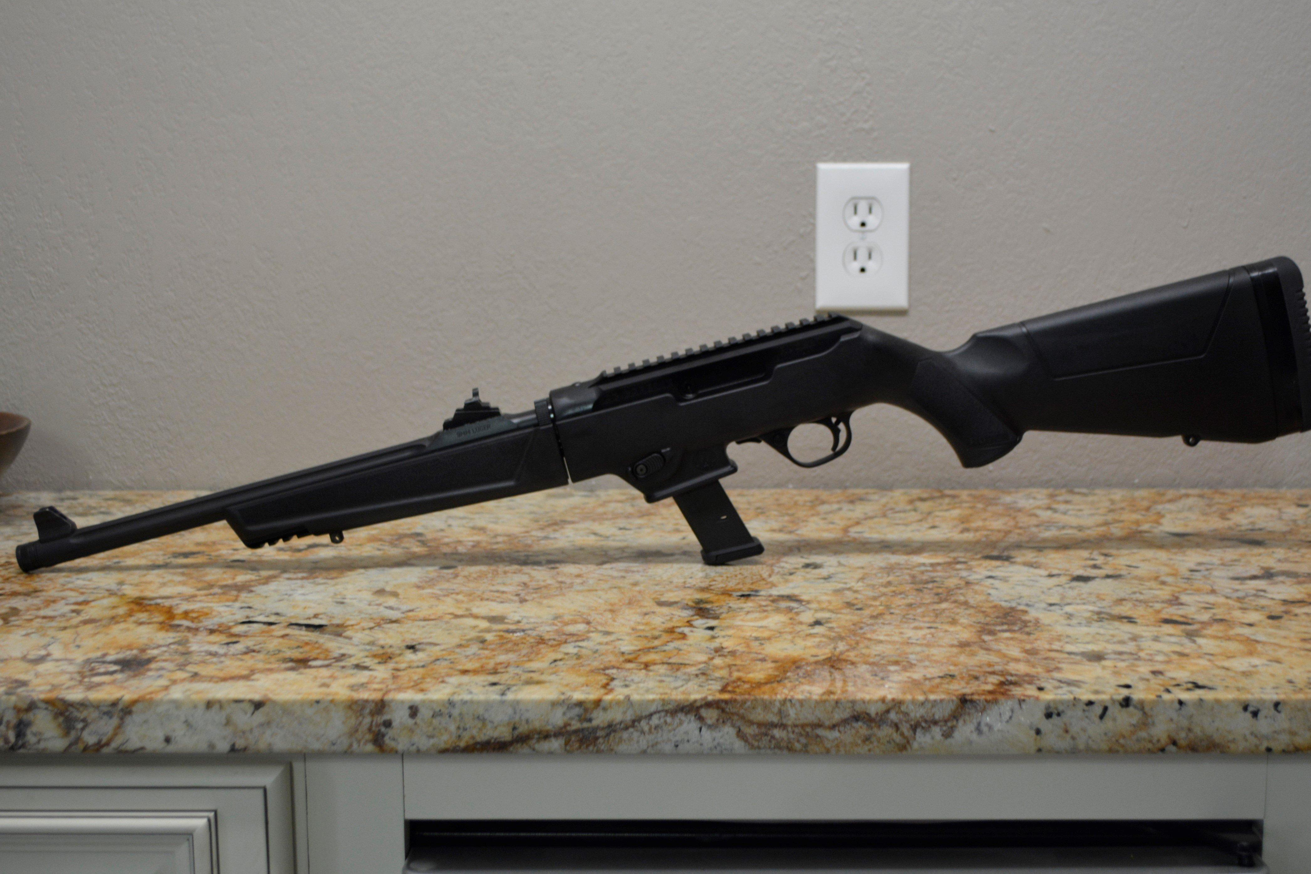 Ruger PC Carbine