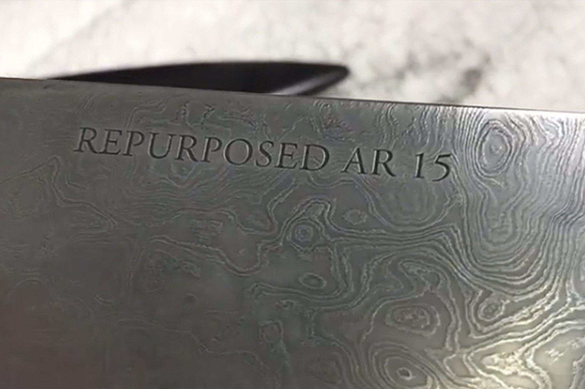 ar15 knife