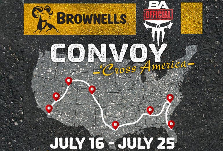 Brownells Convoy Cover