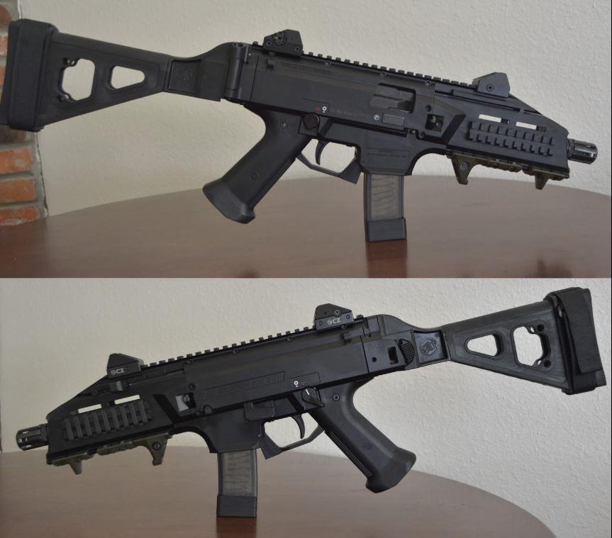 CZ Scorpion Evo 3 S1