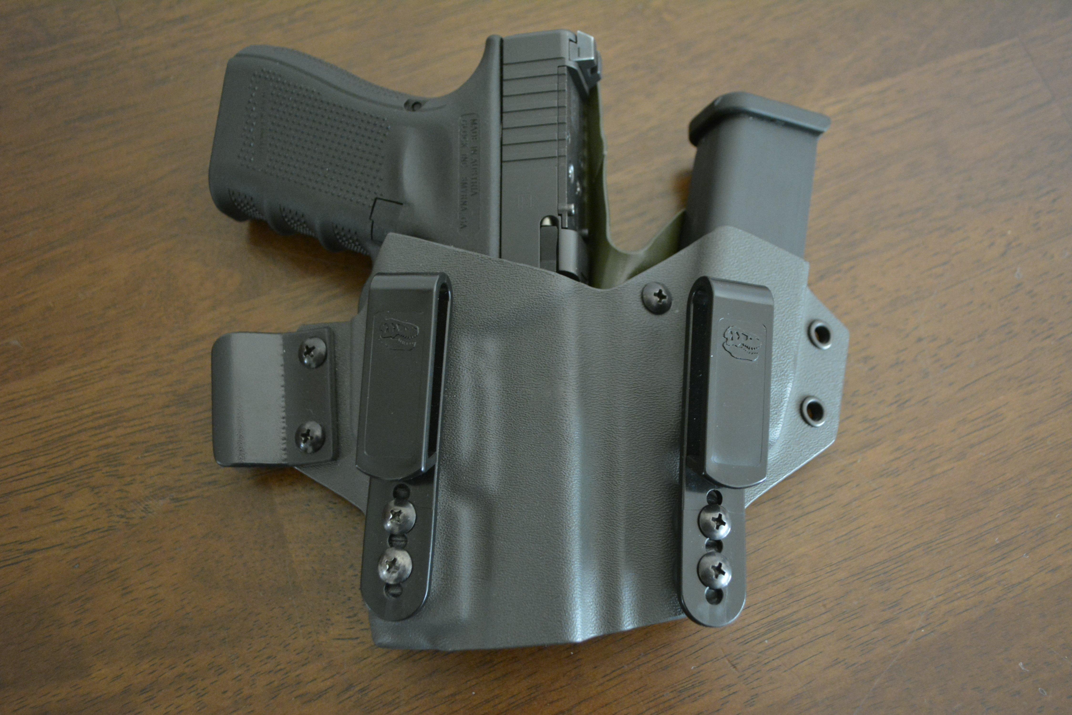 T. Rex Arms Sidecar