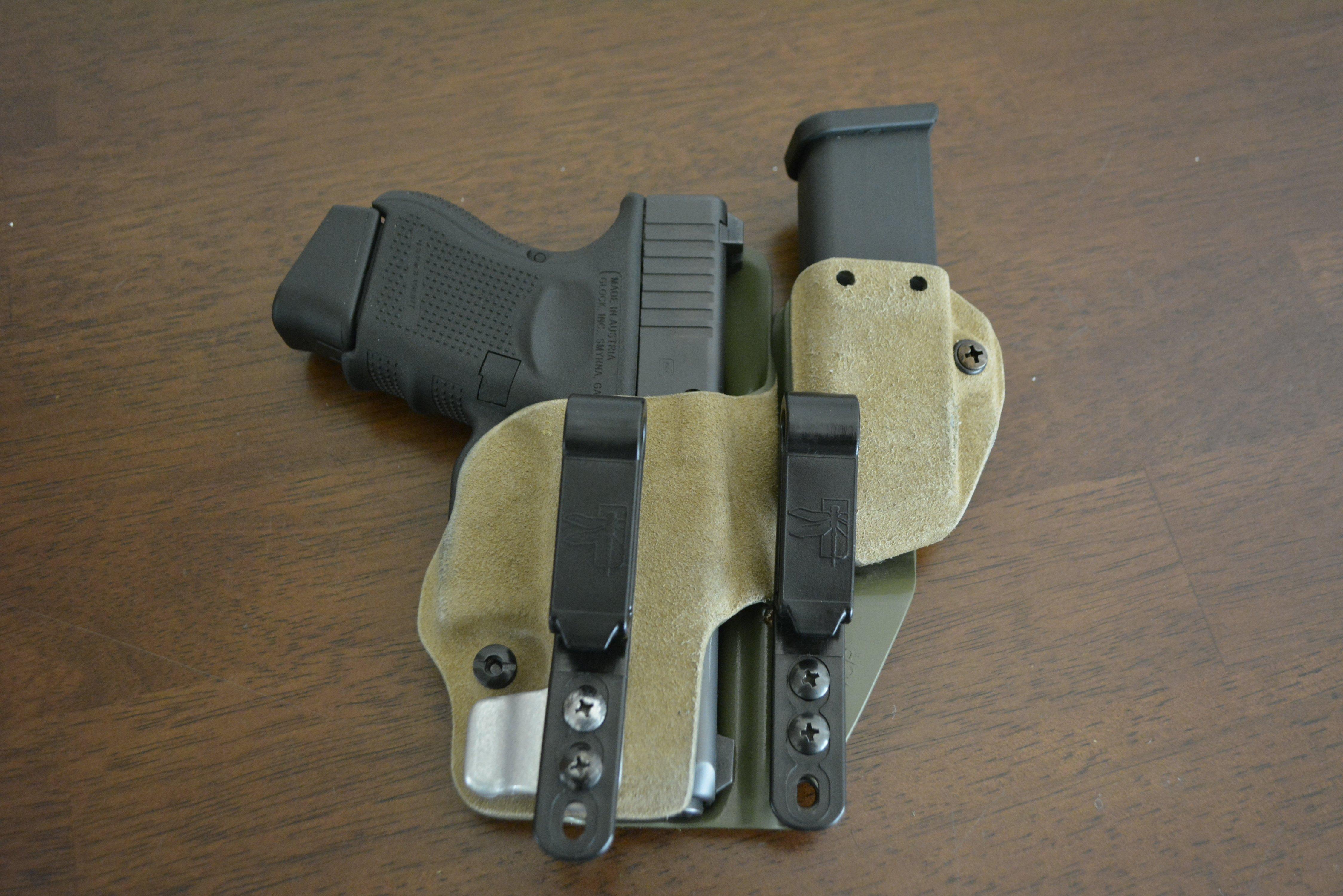Haley Strategic D5 Handgun