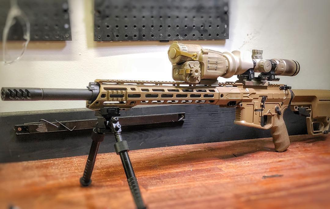 F4 Defense EBR now available in 224 Valkyrie 2