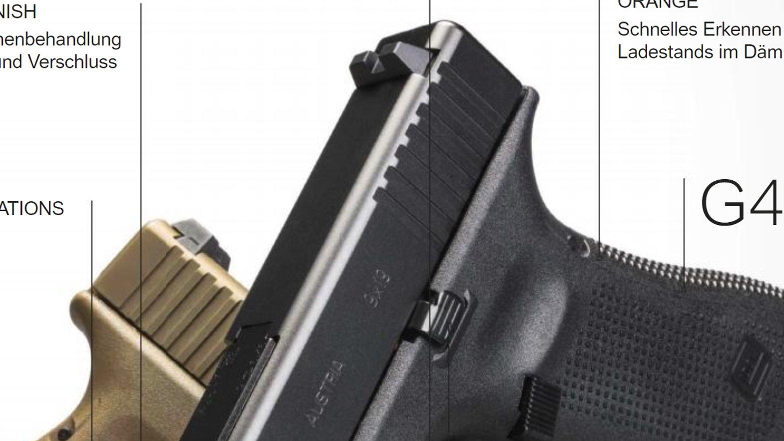 Glock 45 Non-MOS