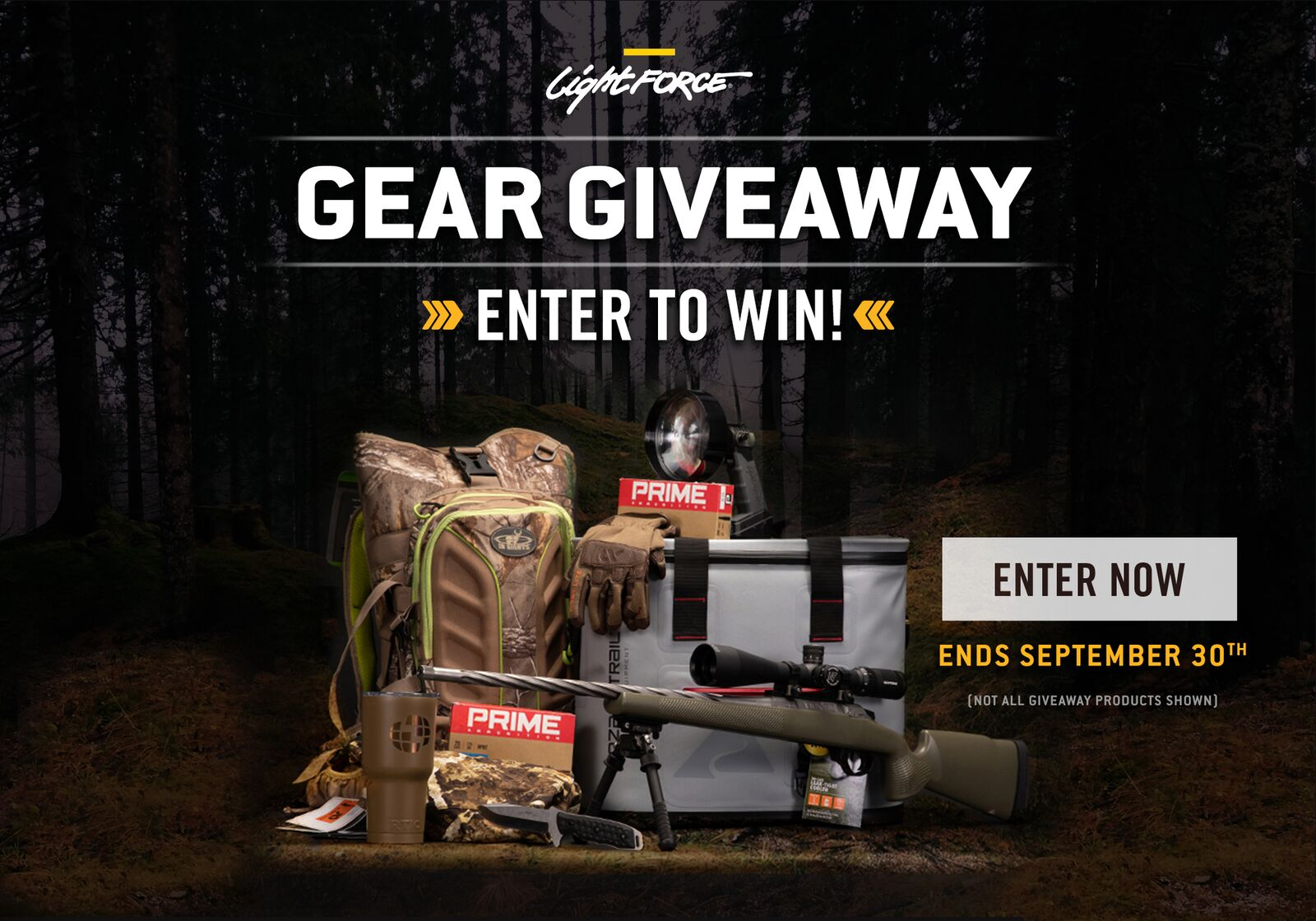 Hunting Essentials Giveaway 2018 (1)