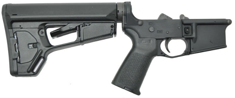 PSA Complete Lower with Magpul ACS Stock