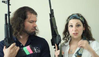 Patriot-Nurse-and-Reid-Henrichs-of-Valor-Ridge-talk-about-rifles-for-women