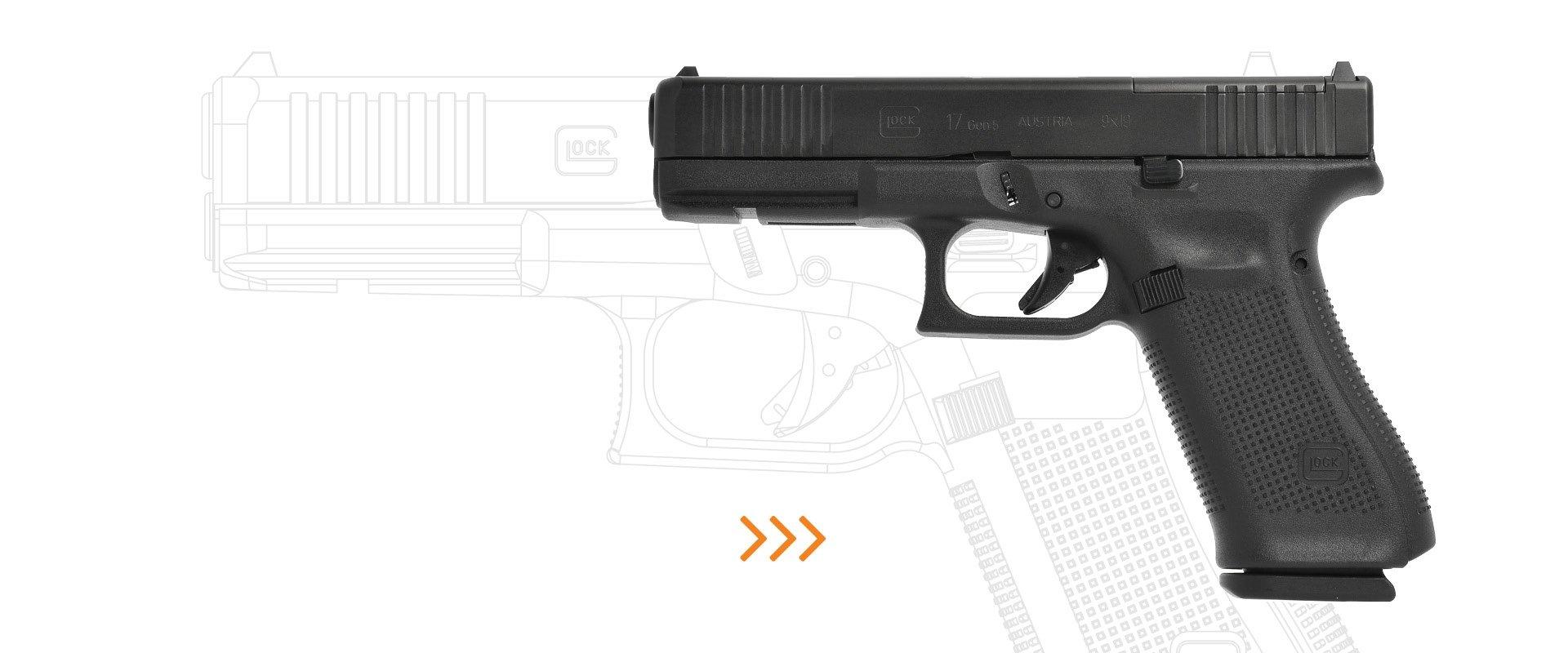 Gen5 Glock 17 MOS