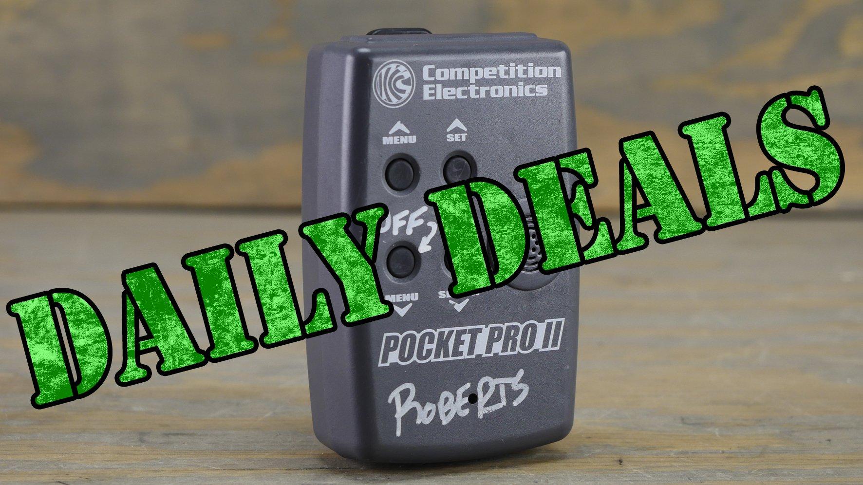 Pocket Pro Daily Deals