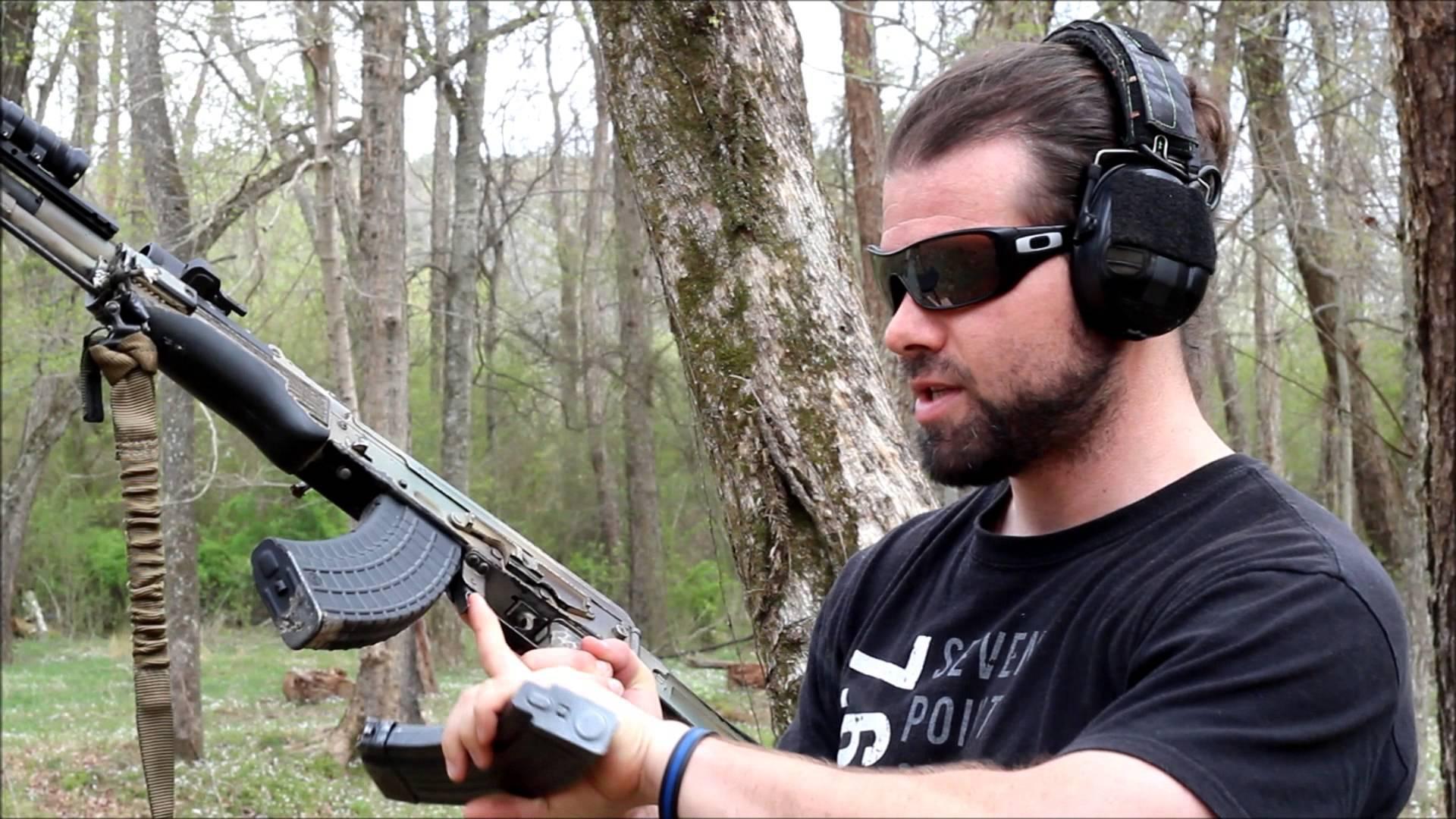 Reid Heinrichs Bans Modified Guns
