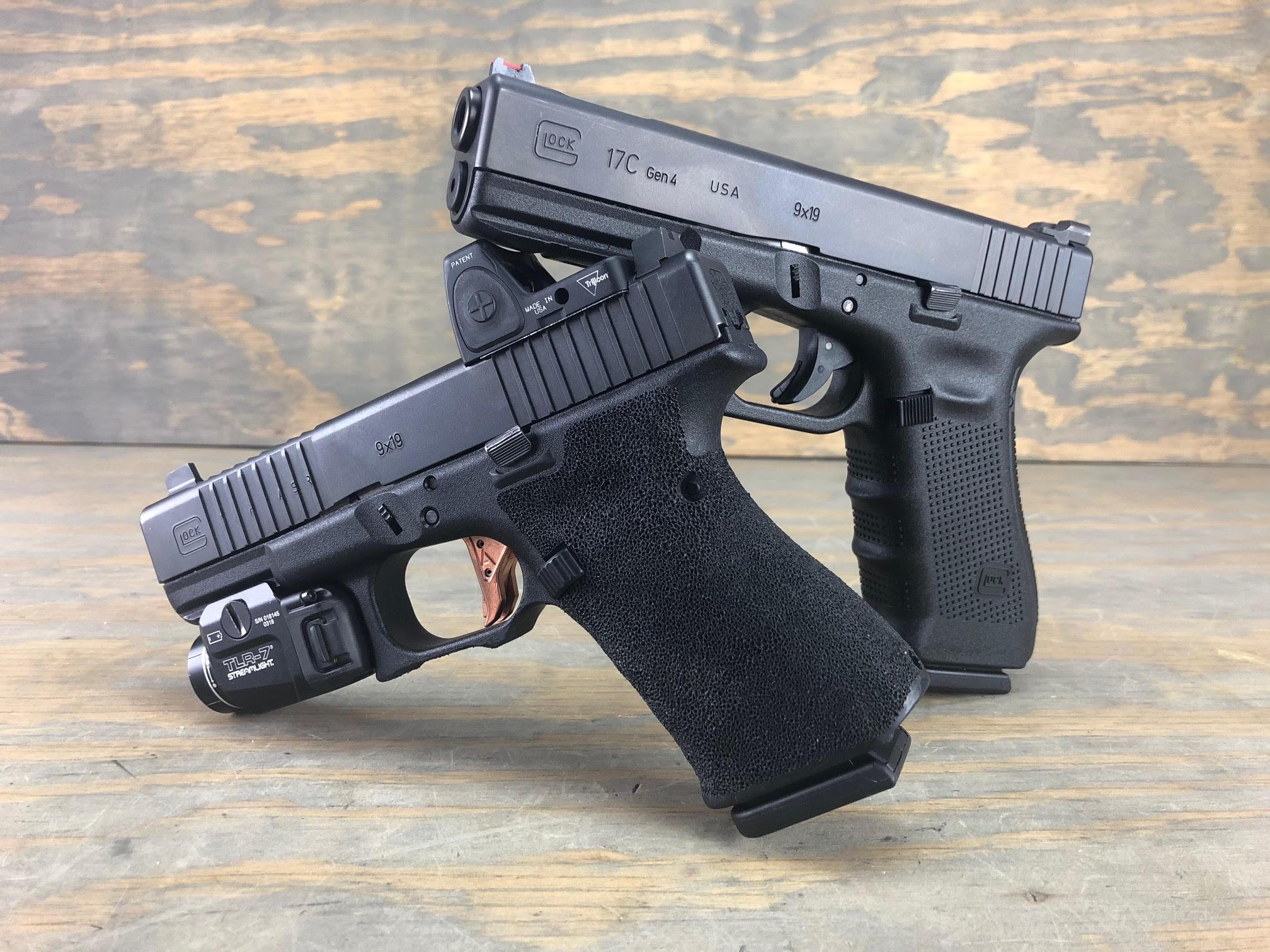 Modified Glocks