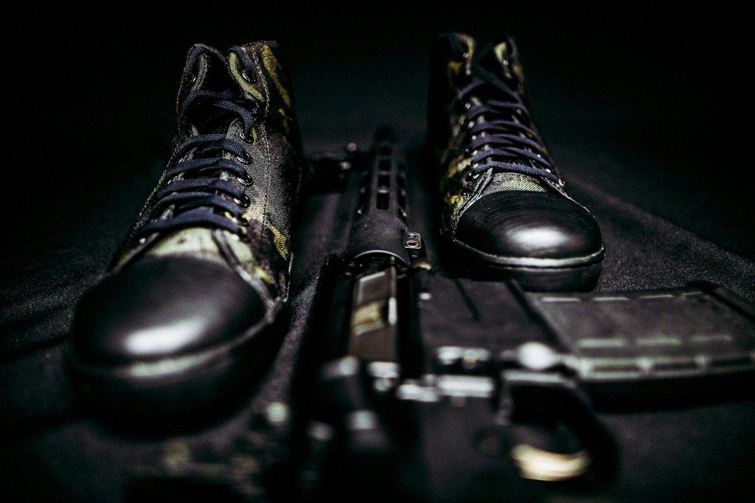 Altama Maritime Assault Boots