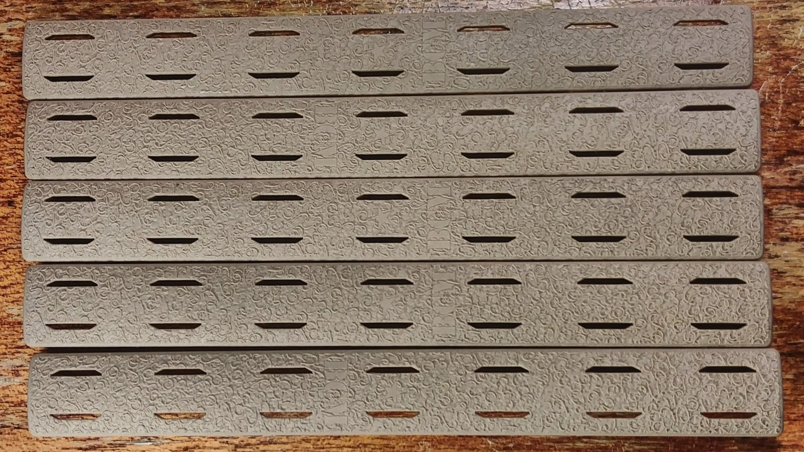 BCM M-LOK Rail Covers