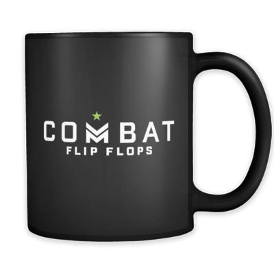 Combat Flip Flops Mug