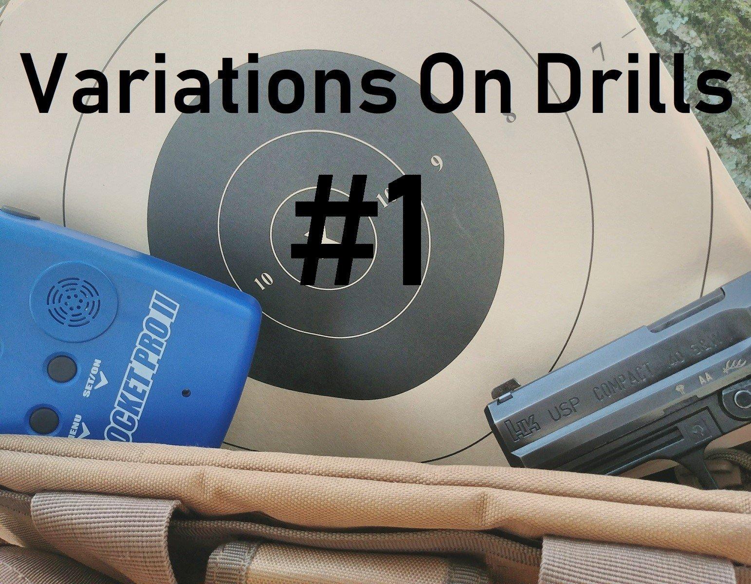 Variations Of Drills #1