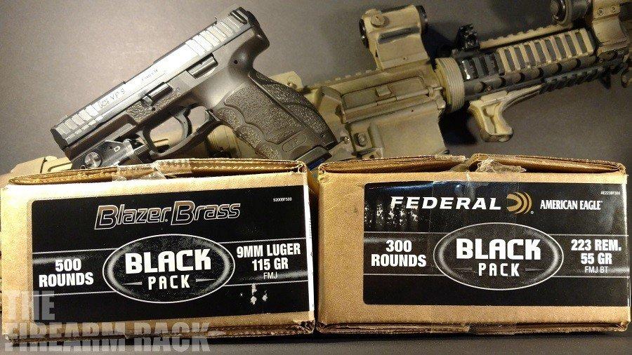 Black Pack TFR