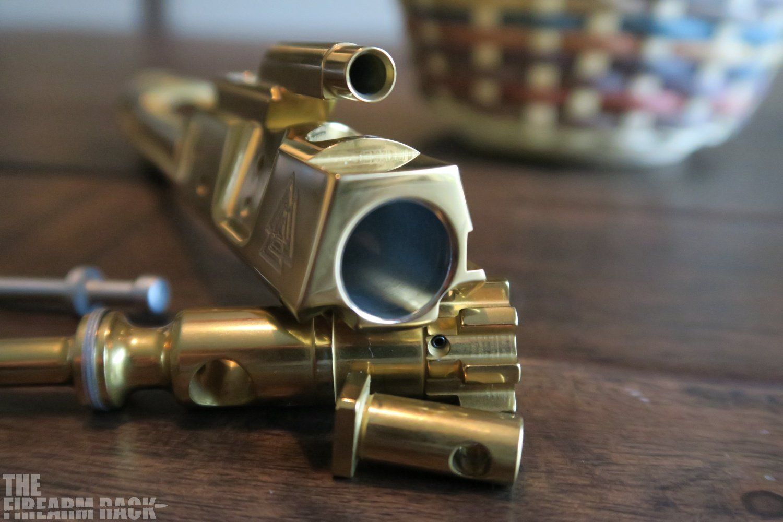 Iron City Rifle Works BCG 09