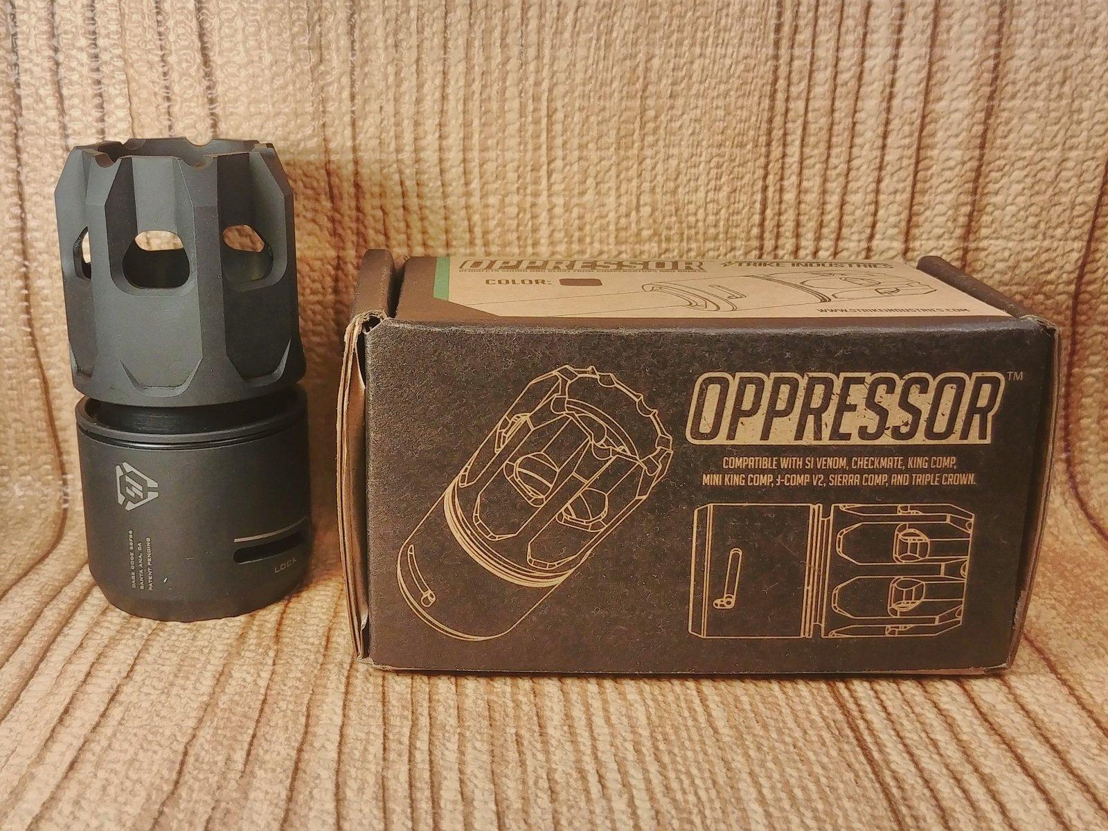 Oppressor TFR1