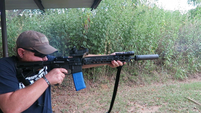 Shooting With Radian Talon