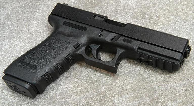 Glock 21 SF Ambi Slide Release