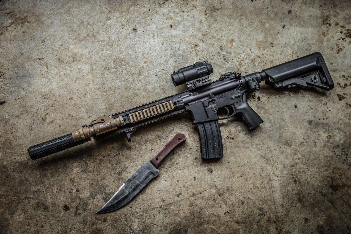 Reptilia CQG Pistol Grip (2)