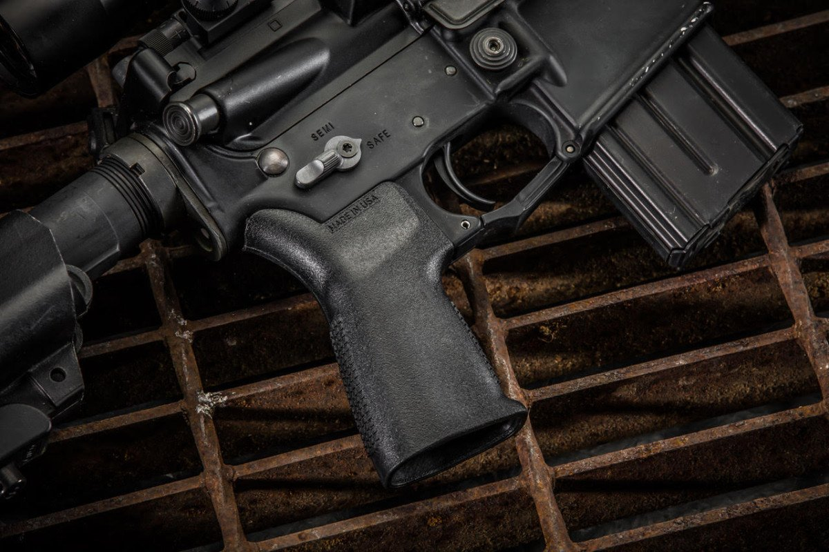 Reptilia CQG Pistol Grip (5)