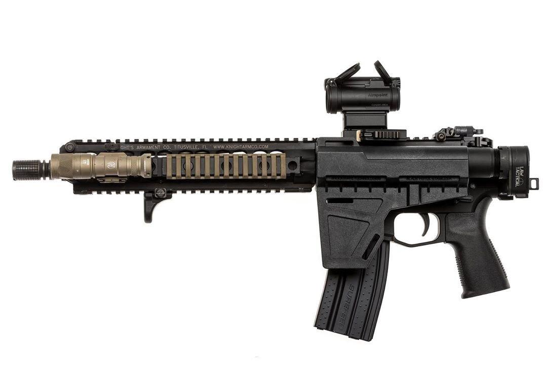 Reptilia CQG Pistol Grip - 8