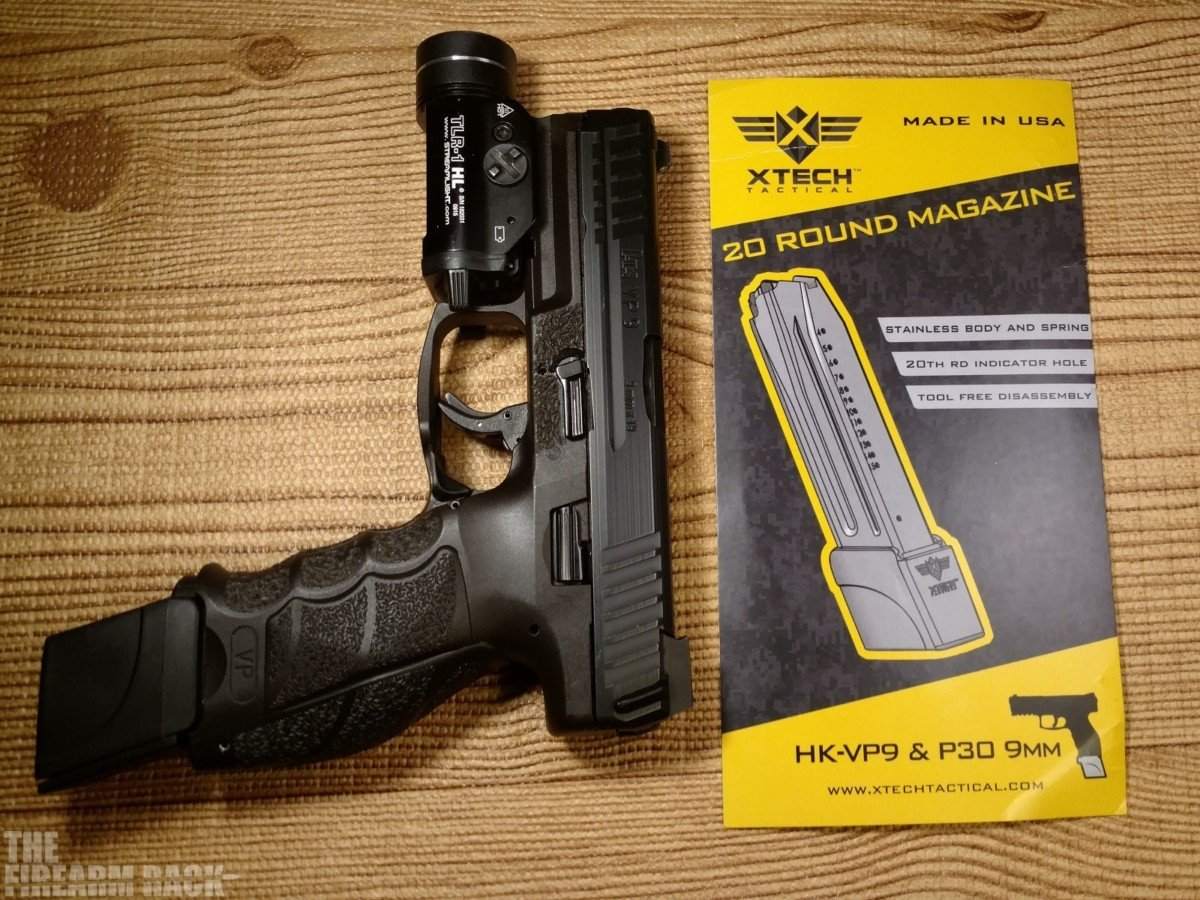 XTech 20 Round Mag