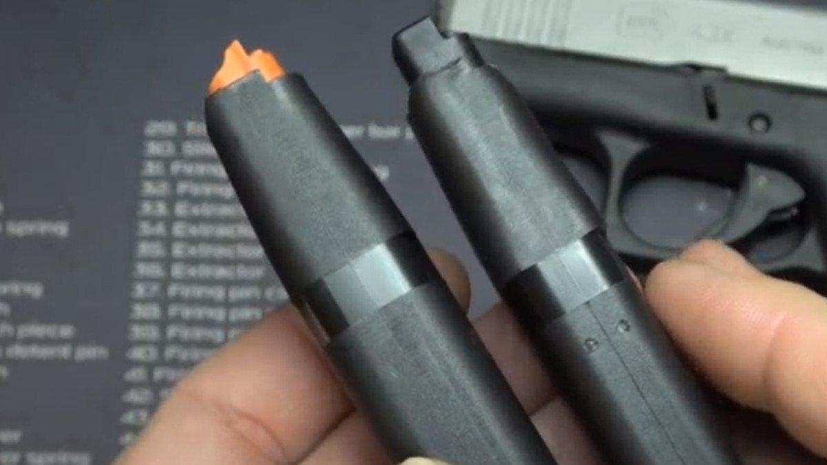 Glock 43x Magazine Follower