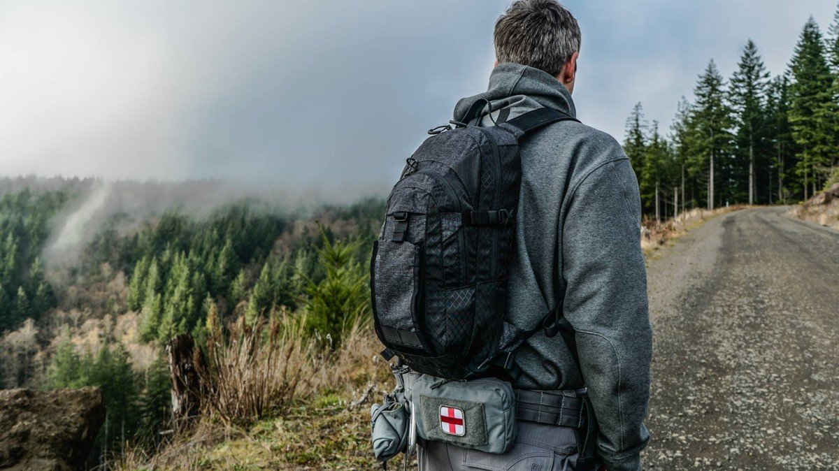 Grey Ghost Gear hydration pack