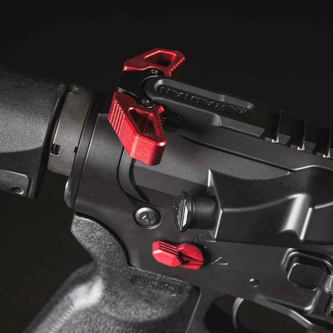 Radian Weapons Raptor Talon rifle accessories at SHOT Show 2019