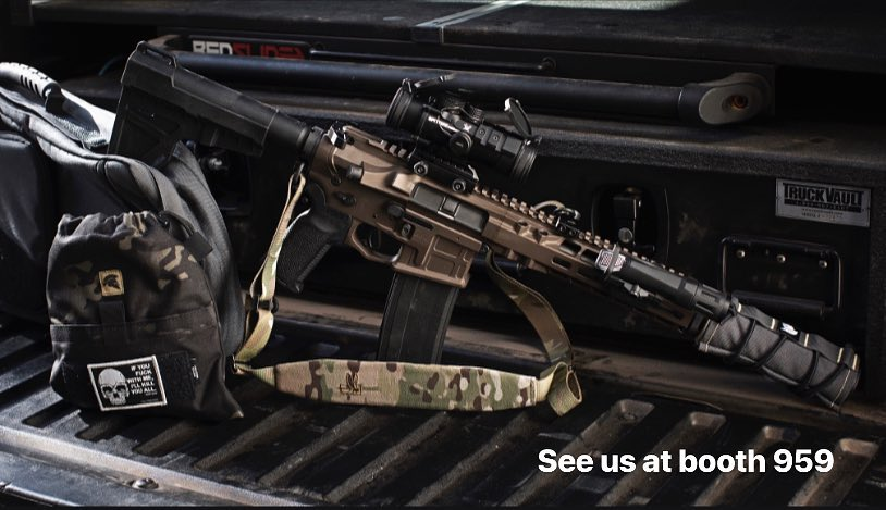 Radian Weapons at SHOT Show 2019