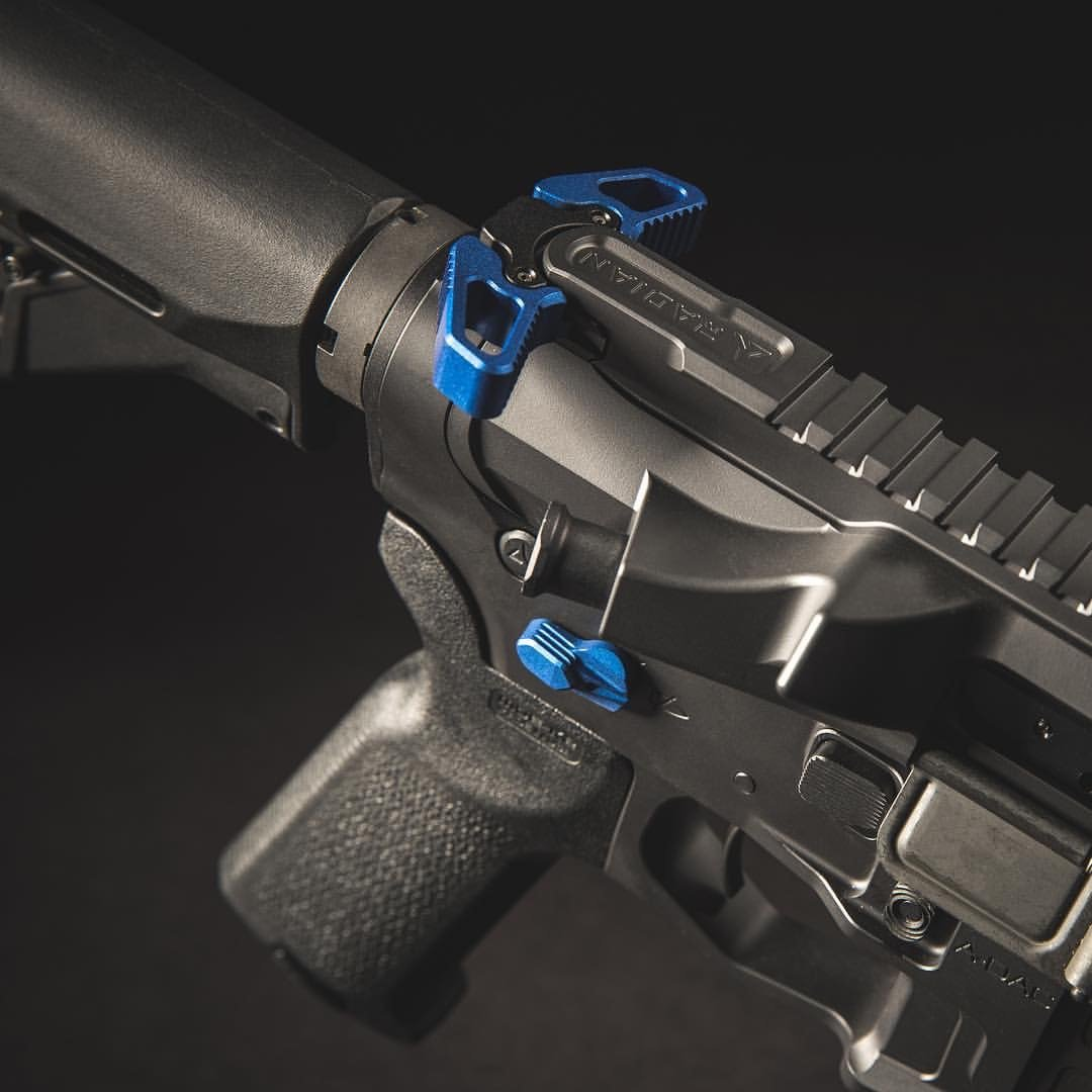 Raptor Talon rifle accessories at SHOT Show 2019-2'
