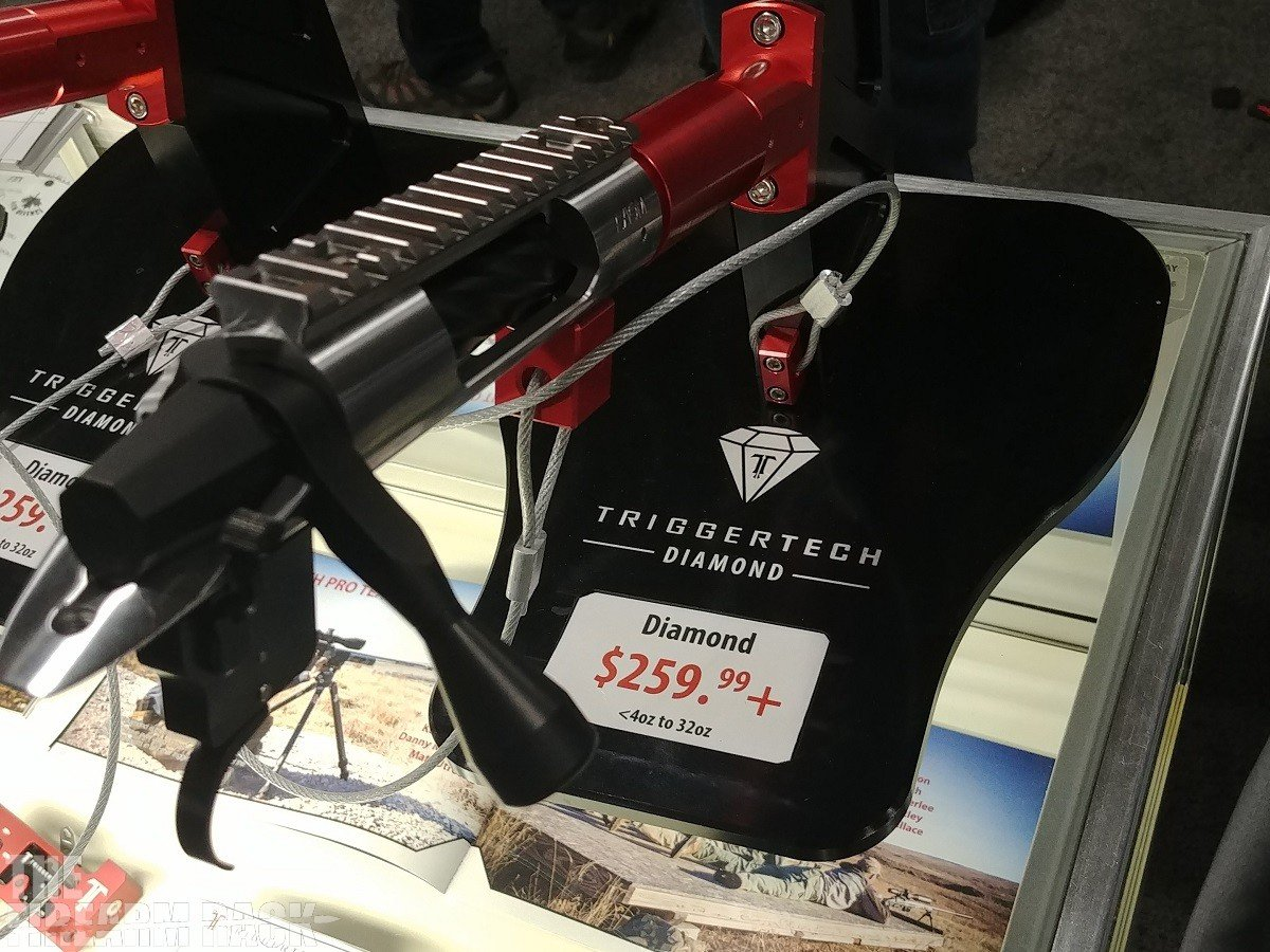Remington 700 Diamond