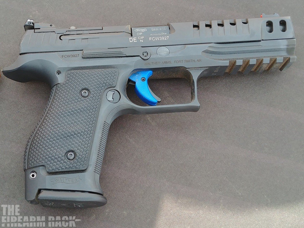 Walther PPQ Q5 Steel Frame