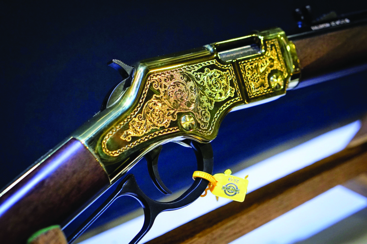 Henry-Rifles-Collectors-Series-Receiver