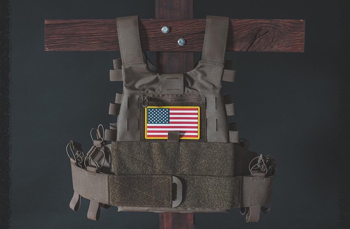 RE Factor Tactical and Ferro Concepts Slickster Plate Carrier