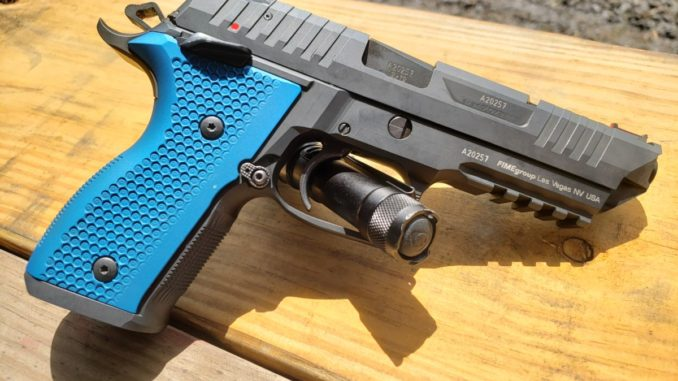 Rex Firearms Alpha