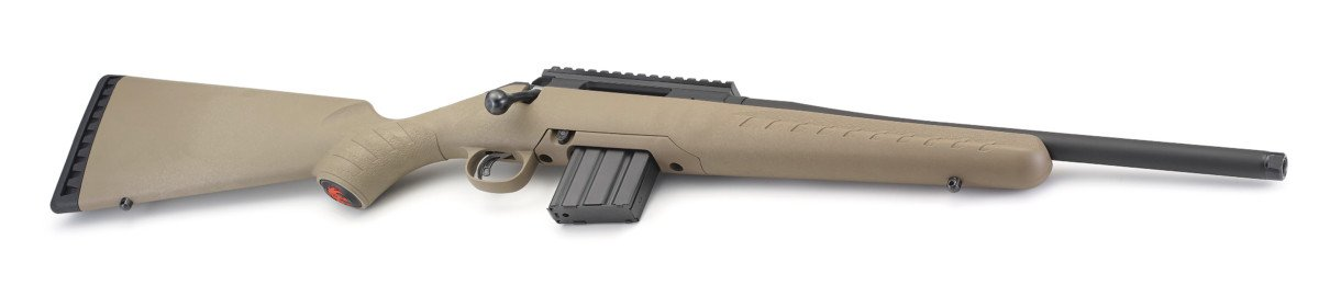 Ruger American Ranch Rifle 350 Legend (1)