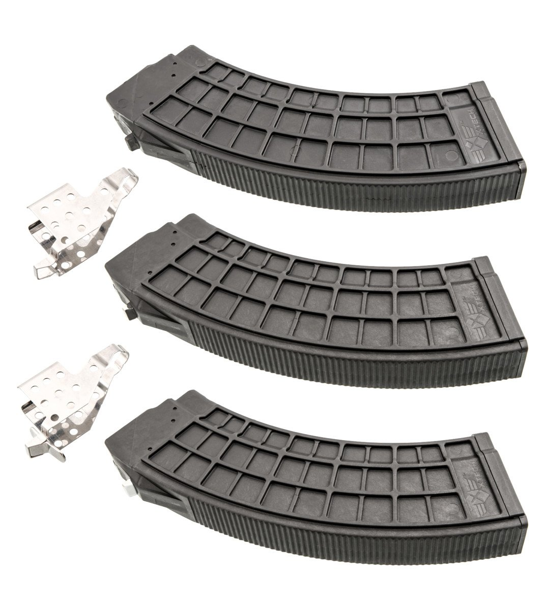 All three tiers of 47 mags
