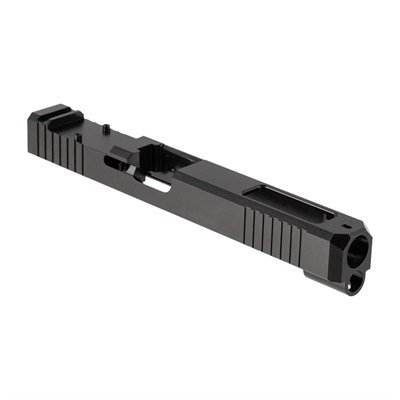 Brownells Glock 34 Slide Stripped