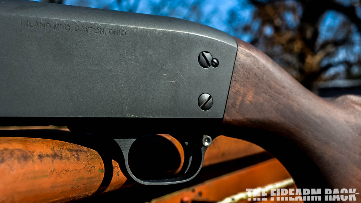 Inland M37 Trench Shotgun-12